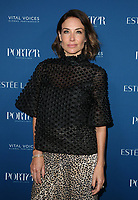 LOS ANGELES, CA - OCTOBER 9: Claire Forlani, at Porter's Third Annual Incredible Women Gala at The Ebell of Los Angeles in California on October 9, 2018. Credit: Faye Sadou/MediaPunch