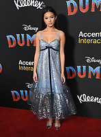 11 March 2019 - Hollywood, California - Lily Chee. &quot;Dumbo&quot; Los Angeles Premiere held at Ray Dolby Ballroom. Photo <br /> CAP/ADM/BT<br /> &copy;BT/ADM/Capital Pictures