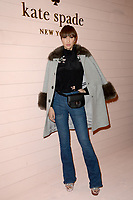www.acepixs.com<br /> February 9, 2018  New York City<br /> <br /> Jackie Cruz attending the Kate Spade presentation, New York Fashion Week, on February 9, 2018 in New York City.<br /> <br /> Credit: Kristin Callahan/ACE Pictures<br /> <br /> <br /> Tel: 646 769 0430<br /> Email: info@acepixs.com