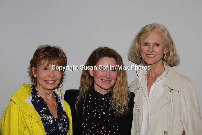 -  Seeing is Believing: Women Direct at its East Coast Premiere at Soho International Film Festival on June 19, 2017 in New York City, New York.(Photos by Sue Coflin/Max Photos) Julia Barr,Cady McClain, Jill Larson