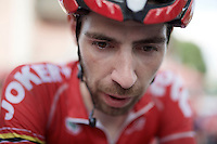 Thomas De Gendt (BEL/Lotto-Soudal) was in the breakaway for the whole day; not a bad feat for somebody who broke his rib 2 weeks earlier...<br /> <br /> stage 16: Bourg de Péage - Gap (201km)<br /> 2015 Tour de France