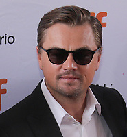 """TORONTO, ONTARIO - SEPTEMBER 08: Leonardo DiCaprio attends the """"And We Go Green"""" premiere during the 2019 Toronto International Film Festival at Ryerson Theatre on September 08, 2019 in Toronto, Canada. Photo: <br /> CAP/MPI/IS/PICJER<br /> ©PICJER/IS/MPI/Capital Pictures"""