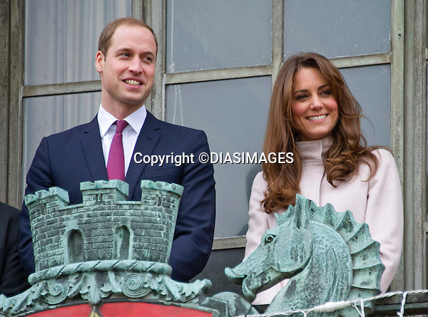 "PRINCE WILLIAM AND CATHERINE, DUCHESS OF CAMBRIDGE .made their first official joint visit to Cambridgeshire as The Duke and Duchess of Cambridge. _28th November 2012.The Royal couple visited The Guidhall, Senate House at the University of Cambridge, Jimmy's and The Manor School..On the day of his wedding, The Queen conferred the Dukedom of Cambridge on Prince William. The Prince then became His Royal Highness The Duke of Cambridge and his wife, Miss Catherine Middleton, became Her Royal Highness The Duchess of Cambridge on marriage. .Mandatory credit photo:©DiasImages/NEWSPIX INTERNATIONAL..(Failure to credit will incur a surcharge of 100% of reproduction fees)..**ALL FEES PAYABLE TO: ""NEWSPIX  INTERNATIONAL""**..Newspix International, 31 Chinnery Hill, Bishop's Stortford, ENGLAND CM23 3PS.Tel:+441279 324672.Fax: +441279656877.Mobile:  07775681153.e-mail: info@newspixinternational.co.uk"