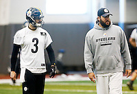 Steelers Practice: January 13, 2016