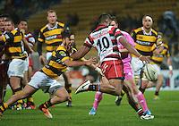 140814 ITM Cup Rugby - Taranaki v Counties Manukau