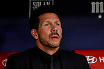 Diego Pablo Simeone coach of Atletico de Madrid during La Liga match between Atletico de Madrid and SD Eibar at Wanda Metropolitano Stadium in Madrid, Spain.September 01, 2019. (ALTERPHOTOS/A. Perez Meca)