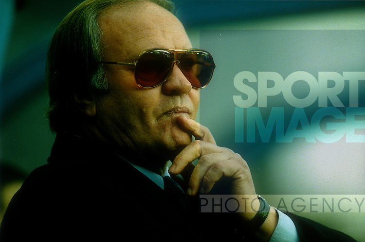 Ron Atkinson manager of Coventry City 10th February 1996