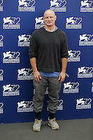 Dito Montiel attends the photocall for the movie 'Man Down' during the 72nd Venice Film Festival at the Palazzo Del Cinema in Venice, Italy, September 6, 2015.<br /> UPDATE IMAGES PRESS/Stephen Richie