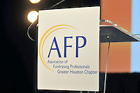 Association of Fundraising Professionals National Philanthropy Day Award Luncheon 2012 at Hilton Americas