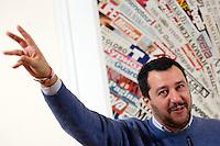 20141210 Matteo Salvini alla Stampa Estera