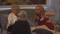 Maggie Oliver, Ann Widdecombe and India Willoughby.<br /> Celebrity Big Brother 2018 - Day 1<br /> *Editorial Use Only*<br /> CAP/KFS<br /> Image supplied by Capital Pictures