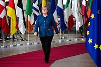 EU Summit meeting in Brussels - Belgium