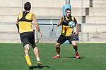 Getafe's Jorge Molina during training session. May 19,2020.(ALTERPHOTOS/Acero)