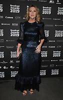Victoria Derbyshire at the Broadcast Awards 2019, Grosvenor House Hotel, Park Lane, London, England, UK, on Wednesday 06th February 2019.<br /> CAP/CAN<br /> &copy;CAN/Capital Pictures