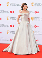 Keeley Hawes at the British Academy (BAFTA) Television Awards 2019, Royal Festival Hall, Southbank Centre, Belvedere Road, London, England, UK, on Sunday 12th May 2019.<br /> CAP/CAN<br /> &copy;CAN/Capital Pictures