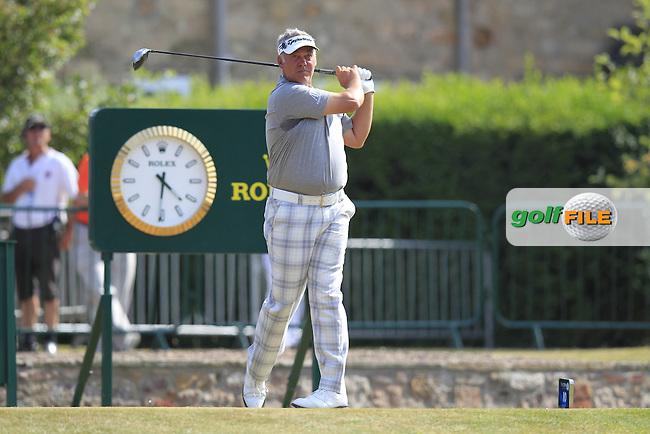 Darren CLARKE (NIR) during round 3 of  The 142th Open Championship Muirfield, Gullane, East Lothian, Scotland 20/7/2013<br /> Picture Eoin Clarke www.golffile.ie: