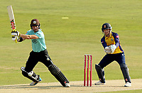 Rory Burns of Surrey in batting action during Essex Eagles vs Surrey, Vitality Blast T20 Cricket at The Cloudfm County Ground on 11th September 2020