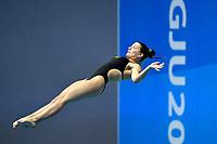 Emilia Nilsson Garip SWE Sweden<br /> Gwangju South Korea 18/07/2019<br /> Women's 3m Springboard  Preliminary <br /> 18th FINA World Aquatics Championships<br /> Nambu University Aquatics Center  <br /> Photo © Andrea Staccioli / Deepbluemedia / Insidefoto