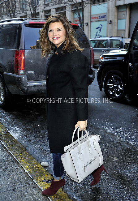 WWW.ACEPIXS.COM<br /> <br /> February 25 2015, New York City<br /> <br /> Actress Tiffani Thiessen made an appearance at The Wendy Williams Show on February 25 2015 in New York City<br /> <br /> <br /> By Line: Curtis Means/ACE Pictures<br /> <br /> <br /> ACE Pictures, Inc.<br /> tel: 646 769 0430<br /> Email: info@acepixs.com<br /> www.acepixs.com