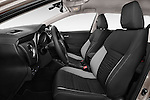 Front seat view of 2015 Toyota Auris Touring Sports Business Plus 5 Door Wagon Front Seat car photos