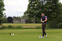 Matt Rice (Purley Downs GC) on the 7th tee during Round 1 of the Titleist &amp; Footjoy PGA Professional Championship at Luttrellstown Castle Golf &amp; Country Club on Tuesday 13th June 2017.<br /> Photo: Golffile / Thos Caffrey.<br /> <br /> All photo usage must carry mandatory copyright credit     (&copy; Golffile | Thos Caffrey)