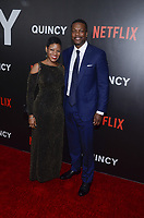 NEW YORK, NY - SEPTEMBER 12: Chris Tucker attends the New York Premiere of Netflix&rsquo;s Quincy at The Museum of Modern Art on September 12, 2018 in New York City. <br /> CAP/MPI/RH<br /> &copy;RH/MPI/Capital Pictures