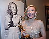 CATE BLANCHETT<br /> backstage at the Annual Academy Awards, Dolby&reg; Theatre in Hollywood, Los Angeles_02/03/2014<br /> Mandatory Photo Credit: &copy;Davis/Newspix International<br /> <br /> **ALL FEES PAYABLE TO: &quot;NEWSPIX INTERNATIONAL&quot;**<br /> <br /> PHOTO CREDIT MANDATORY!!: NEWSPIX INTERNATIONAL(Failure to credit will incur a surcharge of 100% of reproduction fees)<br /> <br /> IMMEDIATE CONFIRMATION OF USAGE REQUIRED:<br /> Newspix International, 31 Chinnery Hill, Bishop's Stortford, ENGLAND CM23 3PS<br /> Tel:+441279 324672  ; Fax: +441279656877<br /> Mobile:  0777568 1153<br /> e-mail: info@newspixinternational.co.uk
