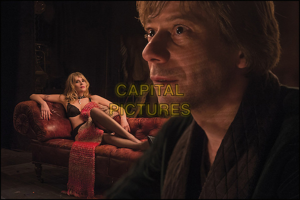 Emmanuelle Seigner, Mathieu Amalric<br /> in Venus in Fur (2013) <br /> (La Venus &agrave; la fourrure)<br /> *Filmstill - Editorial Use Only*<br /> CAP/FB<br /> Image supplied by Capital Pictures