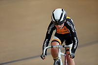 Zoe Perry of Wellington<br /> competes in the U15 Girls 500m Time Trial at the Age Group Track National Championships, Avantidrome, Home of Cycling, Cambridge, New Zealand, Wednesday, March 15, 2017. Mandatory Credit: &copy; Dianne Manson/CyclingNZ  **NO ARCHIVING**