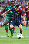2013-08-18-FC Barcelona vs Levante UE: 7-0