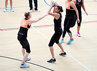 Silver Ferns Training 171018