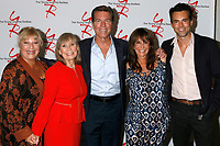 LOS ANGELES - AUG 19:  Beth Maitland, Marla Adams, Peter Bergman, Jess Walton, Jason Thompson at the Young and Restless Fan Event 2017 at the Marriott Burbank Convention Center on August 19, 2017 in Burbank, CA