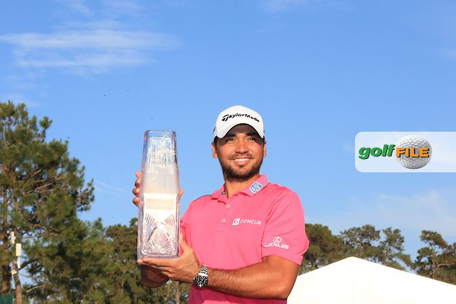 Jason Day (AUS) Champion of The Players 2016 , TPC Sawgrass, Ponte Vedra Beach, Jacksonville.   Florida, USA. 15/05/2016.<br /> Picture: Golffile | Mark Davison<br /> <br /> <br /> All photo usage must carry mandatory copyright credit (&copy; Golffile | Mark Davison)