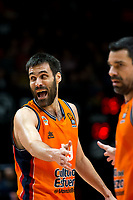 Valencia Basket vs Baskonia (Euro 17/18)