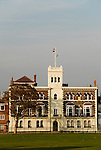Royal Naval Club and Royal Albert Yacht Club, Portsmouth, Hampshire, England