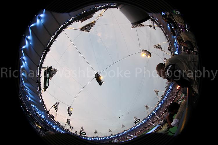 Paralympics Closing Ceremony London 2012