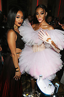 NEW YORK, NY - SEPTEMBER 6, 2019 Saweetie & Winnie Harlow attend  Harper's Bazaar ICONS at The Plaza Hotel on September 06, 2019 in New York City. <br /> CAP/MPI/WG<br /> ©WG/MPI/Capital Pictures