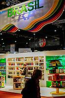 BUENOS AIRES, ARGENTINA, 24.04.2014 - FEIRA DO LIVRO DE BUENOS AIRES-  Começa hoje formalmente a 40ª. Feira do Livro de Buenos Aires, um dos principais eventos culturais da América Latina. (Foto: Patricio Murphy / Brazil Photo Press).