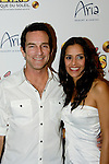 JEFF PROBST, SHEETAL SHETH. Arrivals to the blue carpet world premiere of Viva ELVIS, at the Elvis Theater, Aria Resort & Casino in Las Vegas, NV, USA. February 19, 2010.  .