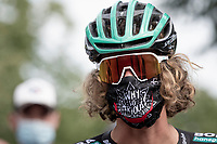 Daniel Oss (ITA/BORA-hansgrohe) at the race start in Clermont-Ferrand<br /> <br /> Stage 1: Clermont-Ferrand to Saint-Christo-en-Jarez (218km)<br /> 72st Critérium du Dauphiné 2020 (2.UWT)<br /> <br /> ©kramon