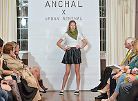 Anchal x Urban Renewal Fall Collection<br /> <br /> Anchal x Urban Renewal is an extraordinary collection of one-of-a-kind apparel. Each piece contains portions of hand-sewn quilts made from vintage saris by Anchal&rsquo;s talented artisans. Clothing available from Urban Outfitters and at http://anchalproject.org.
