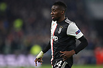 Blaise Matuidi of Juventus during the UEFA Champions League match at Juventus Stadium, Turin. Picture date: 26th November 2019. Picture credit should read: Jonathan Moscrop/Sportimage
