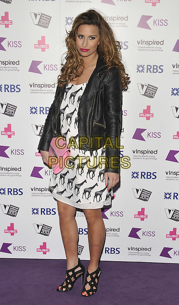 LONDON, ENGLAND - MARCH 27: Ferne McCann attends the vinspired Awards 2014, indigO2 at the O2, Millennium Way, Greenwich, on Thursday March 27, 2014 in London, England, UK.<br /> CAP/CAN<br /> &copy;Can Nguyen/Capital Pictures