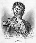 JOACHIM MURAT -  as decorated soldier        Date: 1767 - 1815