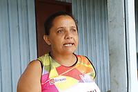 Moju, Pará, Brasil, Cidade. Retranca: Situação Queda  Ponte Alça Viária - Kátia Monteiro (esposa) e Miguel Neves Monteiro (Lider Comunitário de Jaguarari). Gancho: Trabalho de resgate e impacto para os ribeirinhos locais. LocaL: 3ª Ponte da Alça Viária - Moju. Data: 07-04-2019. Foto: Mauro Ângelo/ Diário do Pará.