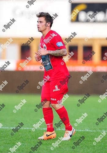 2014-07-22 / Voetbal / seizoen 2014-2015 / R. Antwerp FC / Anthony Di Lallo<br /><br />Foto: mpics.be