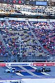 #19: Martin Truex Jr., Joe Gibbs Racing, Toyota Camry Auto Owners Insurance, #1: Kurt Busch, Chip Ganassi Racing, Chevrolet Camaro Monster Energy
