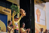 another day in yellow for Greg Van Avermaet (BEL/BMC)<br /> <br /> Stage 4: La Baule &gt; Sarzeau (192km)<br /> <br /> 105th Tour de France 2018<br /> &copy;kramon