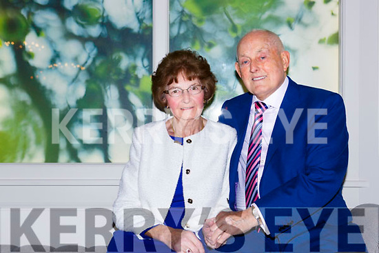 Eamon and Catherine Toland Muckross celebrated their 60th wedding anniversary with their family and friends in the Killarney Oaks Hotel on Friday night