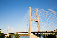 65095-02402 Bill Emerson Memorial Bridge over Mississippi River Cape Girardeau, MO